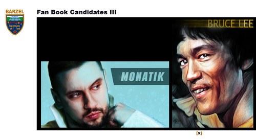 Fan Book Candidates III