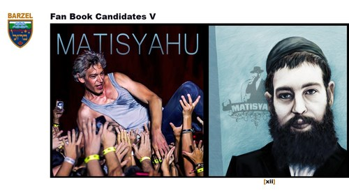 Fan Book Candidates V