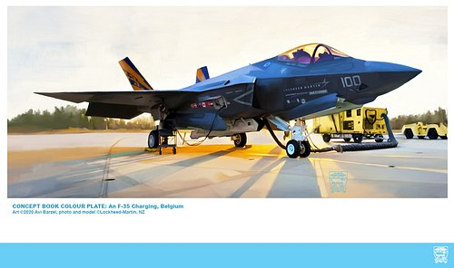 F-35 CHARGING AND FUELING