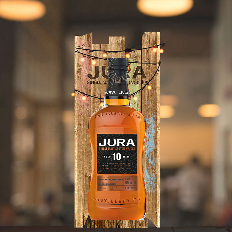 Jura Whisky Glorifier