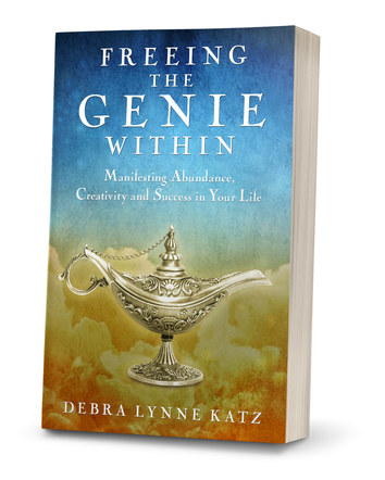Freeing the Genie Within | Front Cover Design 1