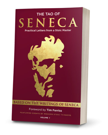 The Tao of Seneca | Volume 1 Cover