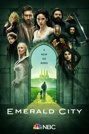 Emerald City | Season 1 Poster