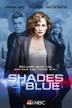 Shades of Blue | Season 1 Poster