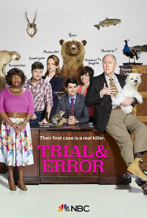 Trial & Error | Season 1 Poster