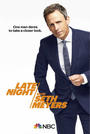 Late Night with Seth Myers | Season 4 Poster