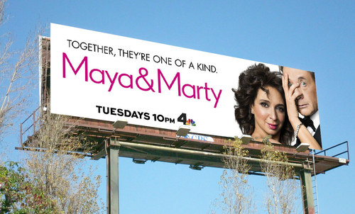 Maya & Marty | 14 x 48 Bulletin