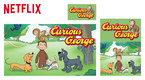 Netflix Website Show Images | Curious George