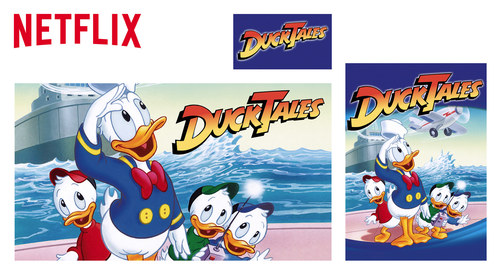 Netflix Website Show Images | Duck Tales