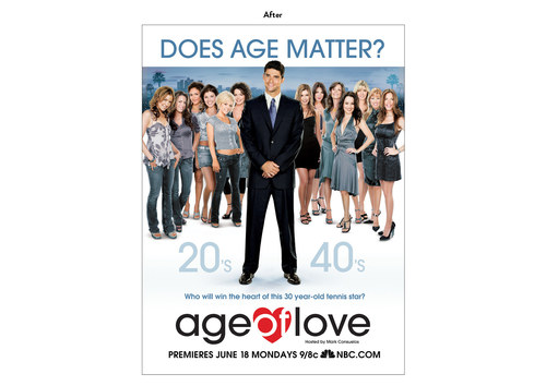 Age of Love | NBC Show Key Art (After)