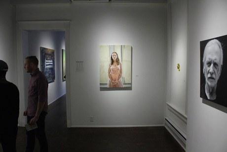 Fresh Paint Biennial, October 2015