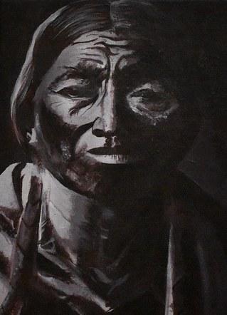 Cheyenne Woman