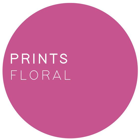 prints: florals