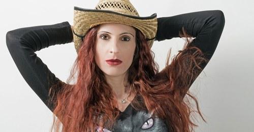 Sasha the cowgirl
