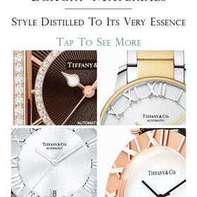 Tiffany & Co. Mobile Ad