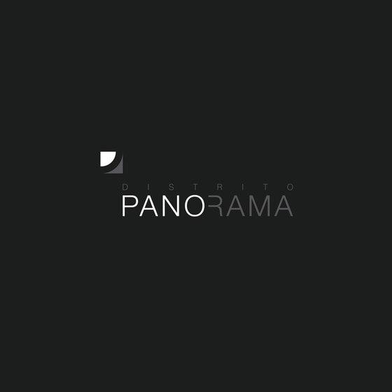 Distrito Panorama. Identity. Web