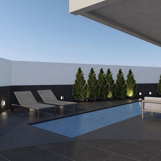 Garden and Swimming Pool Remodeling in Drosia
