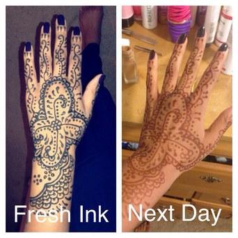 Fresh Ink vs Stain