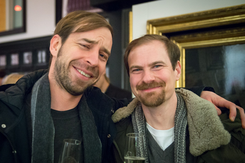 Martti Kaartinen and Niklas Kullström, Docpoint 2018