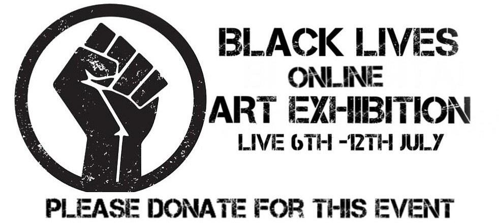 BLM Online Art Exhibition